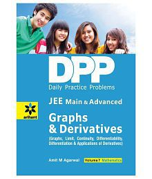 Daily Practice Problems (DPP) for JEE Main & Advanced Graphs & Derivatives Vol.7 Mathematics Paperback (English)