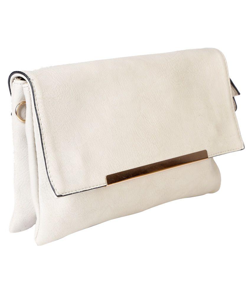 Celladorr White Sling Bag - Buy Celladorr White Sling Bag Online ...