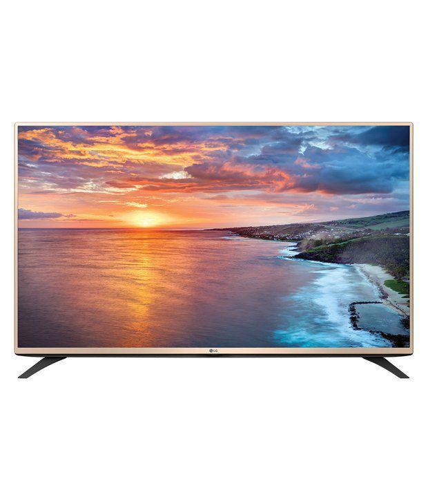 LG 49UF690T 123 cm (49) Smart Ultra HD LED Television