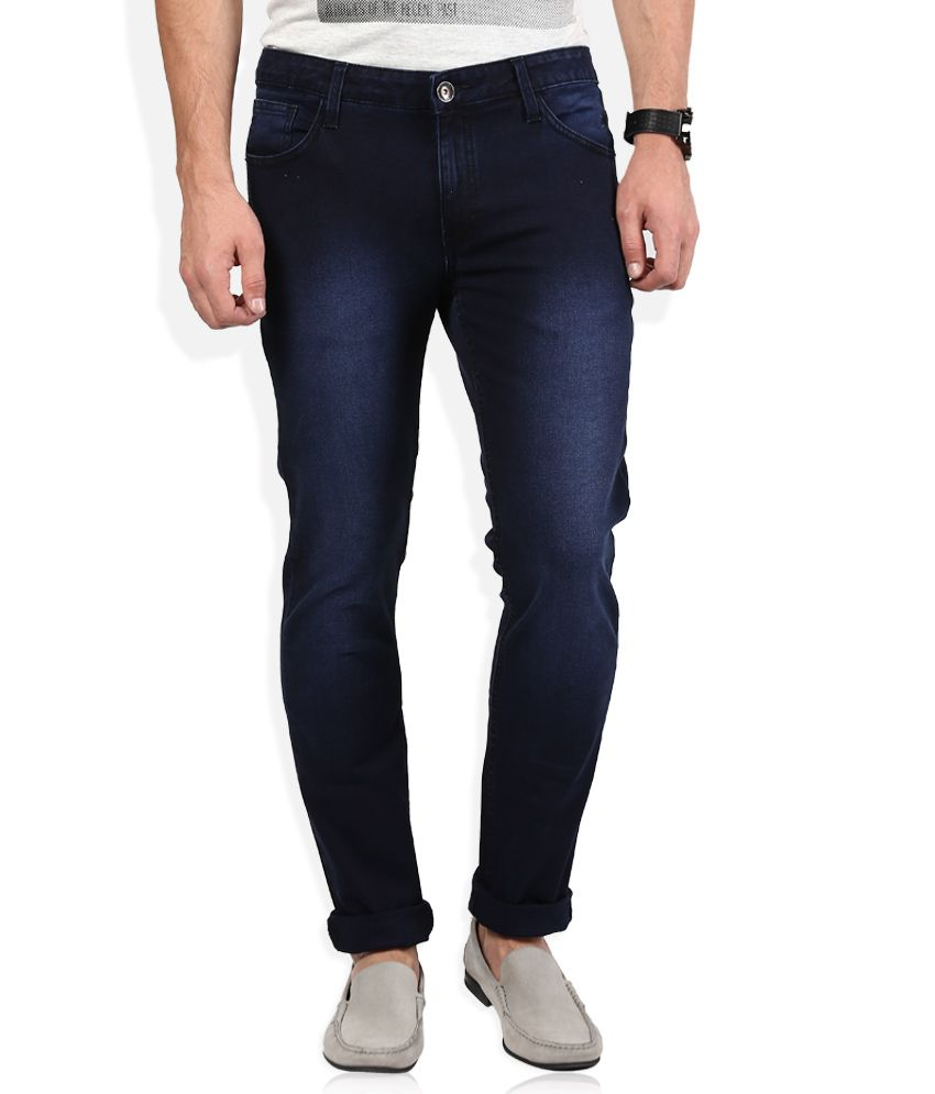 Slim Fit Jeans  Buy United Colors Of Benetton Blue Slim Fit Jeans