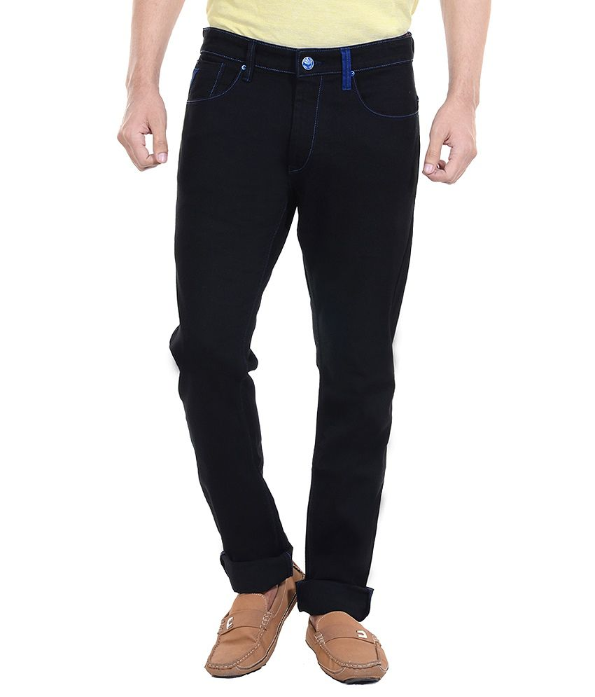 Lee Black Skinny Fit Jeans