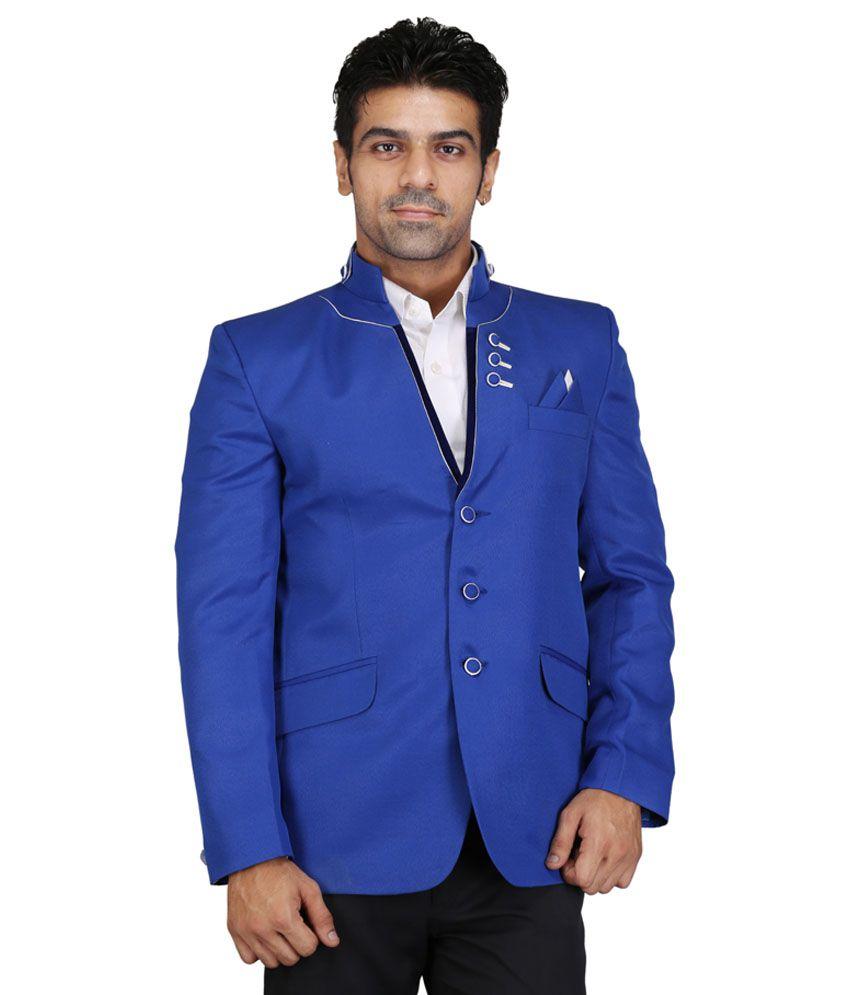Chandhok Blue Party Blazer
