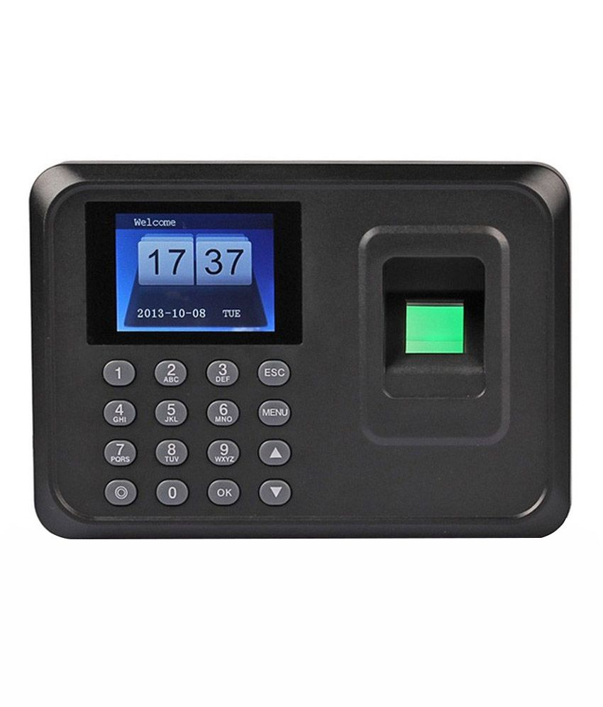 biometric based attendance system Nac5000 is most advanced yet very easy to use biometric time attendance system & access control machine available in india its very popular with corporate.