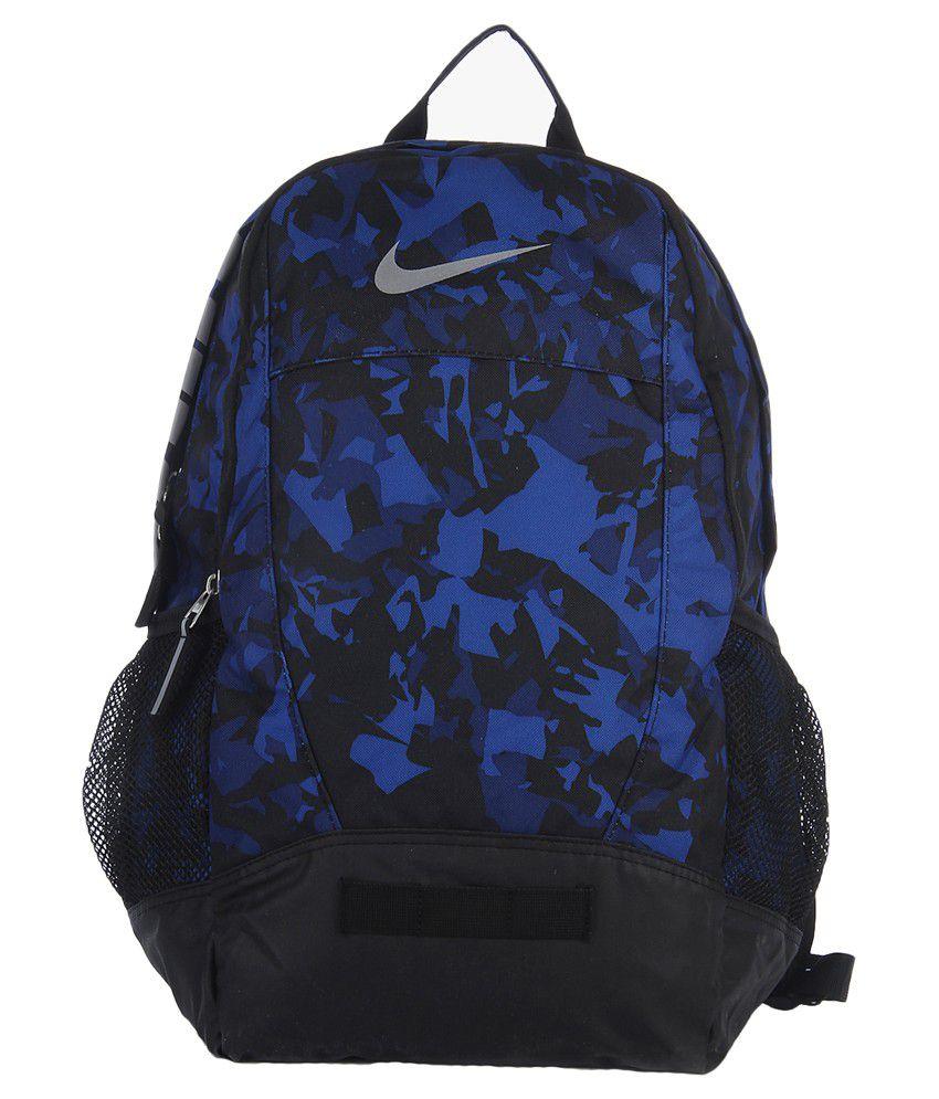 nike blue polyester backpacks buy nike blue polyester