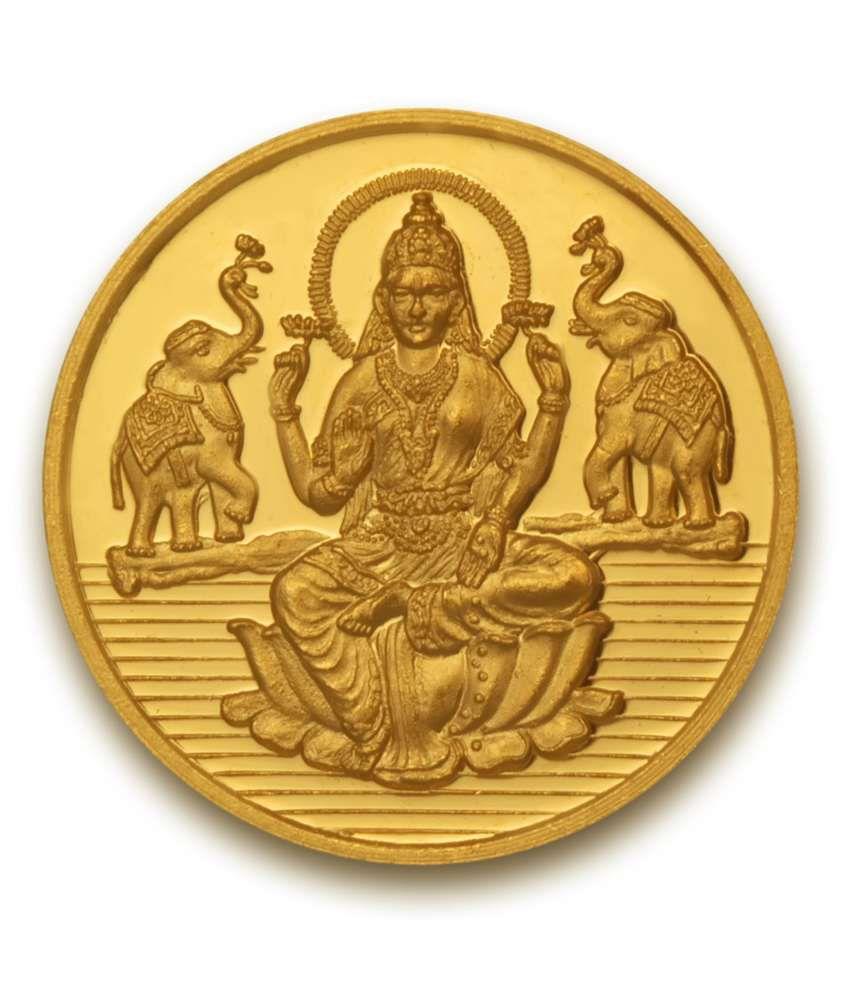pngadgil jewellers 1 gm gold lakshmi coin buy pn
