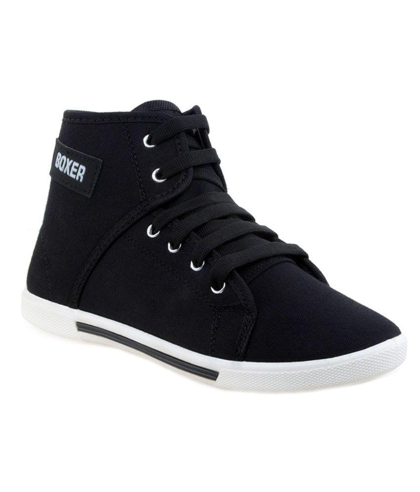 Black Puma Dance Shoes