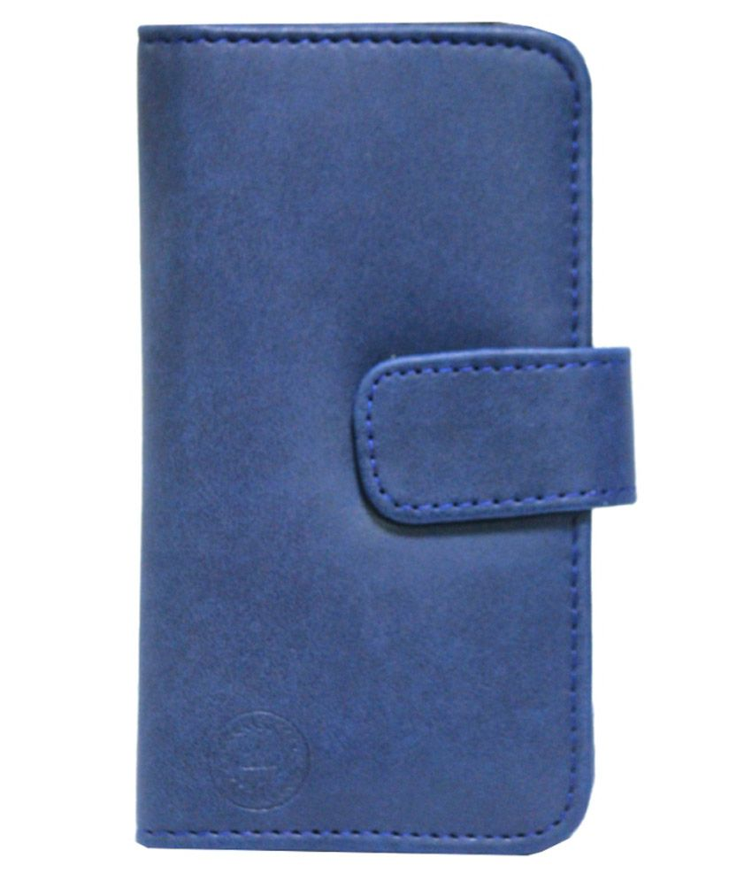 Jo Jo Flip Cover For Huawei Ascend Mate7 - Blue