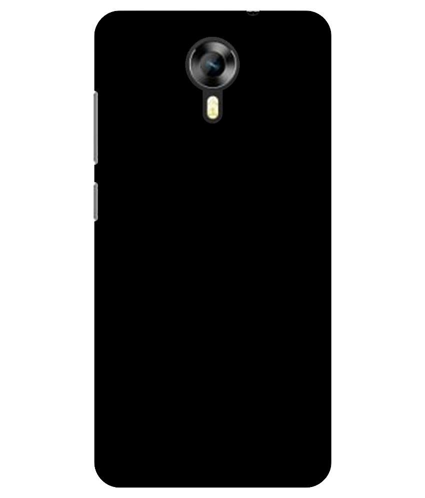 new styles 1fbe6 4bad5 Rvage Back Cover For Micromax Canvas Xpress 2 E313 - Black
