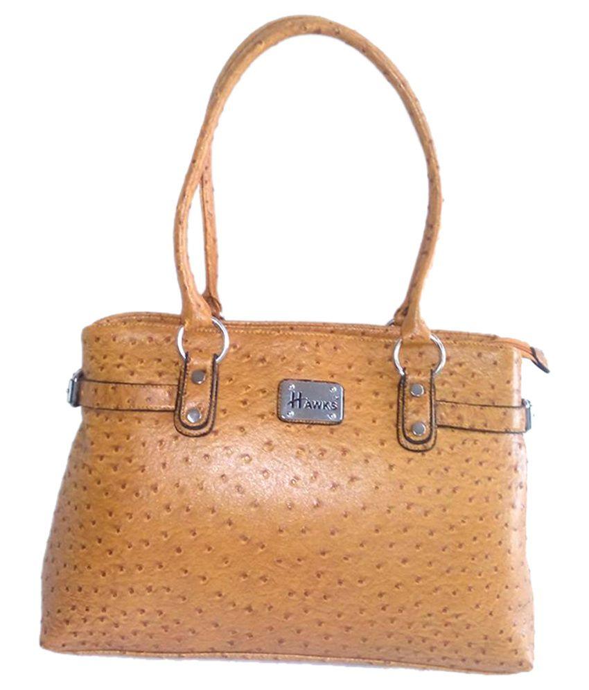 Fashion Master Beige Shoulder Bag