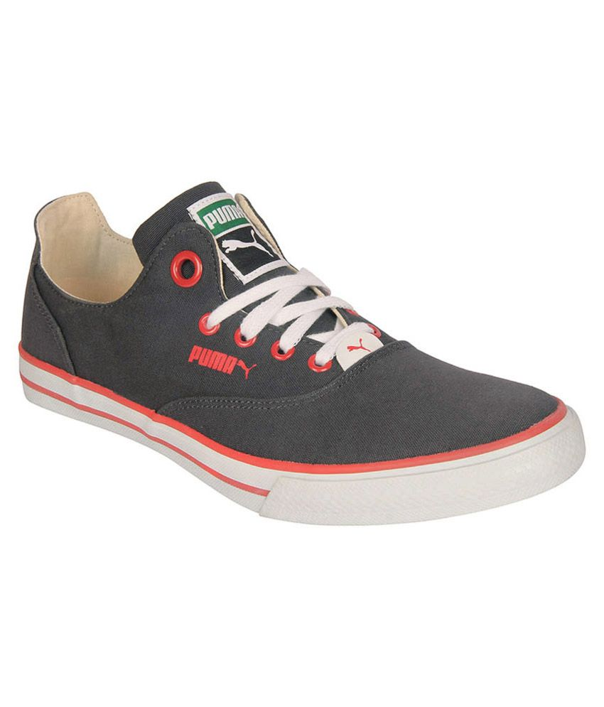 Conception innovante b3ed0 2b55c Puma Navy Canvas Shoes - Buy Puma Navy Canvas Shoes Online ...