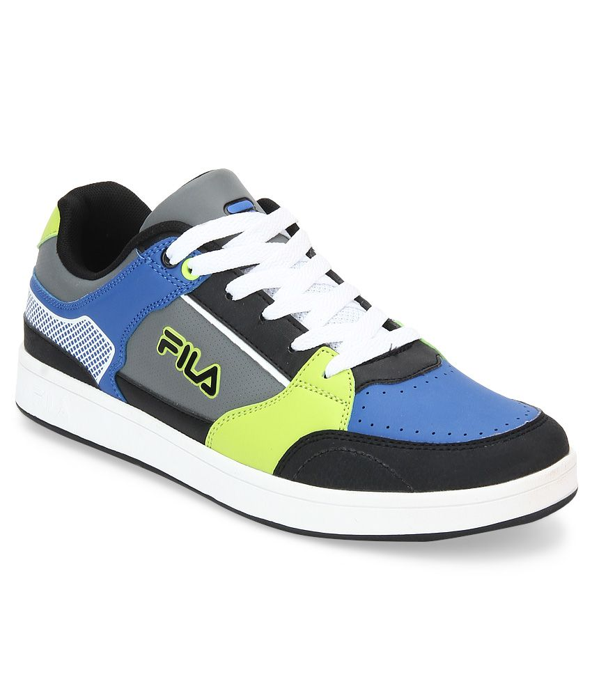 52b83ecf5b2a Fila 8907302026535 Mariotto Blue Casual Shoes - Best Price in India ...