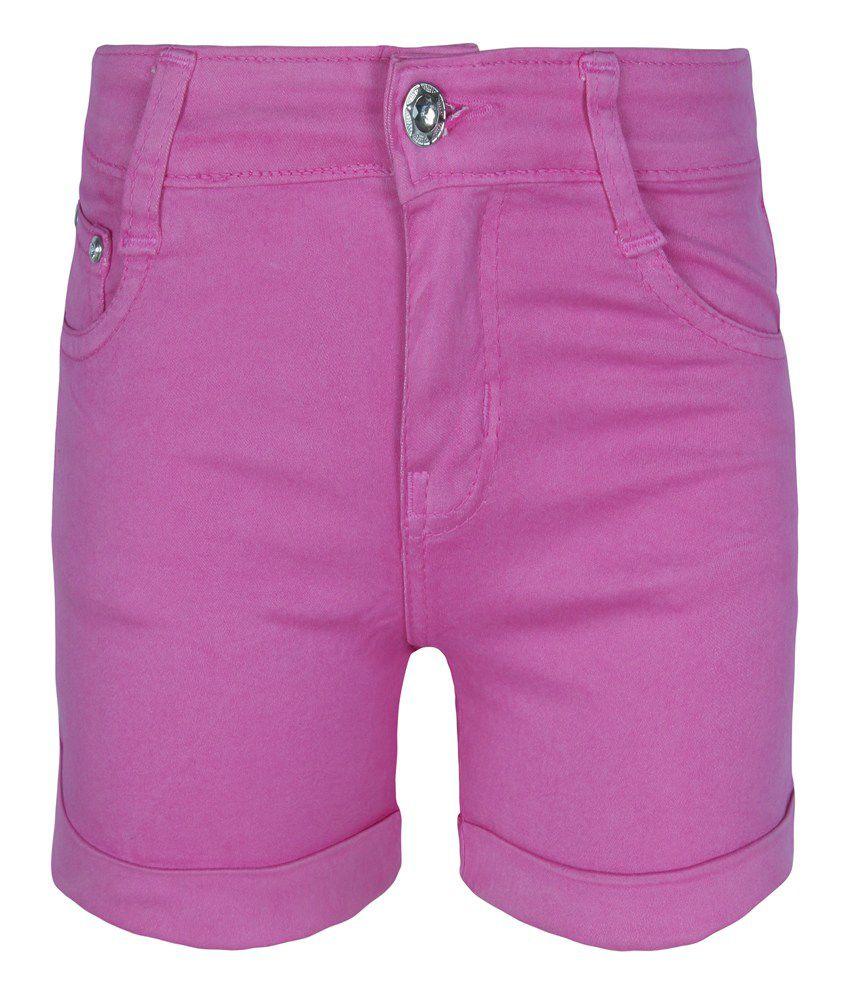 Jazzup Pink Shorts