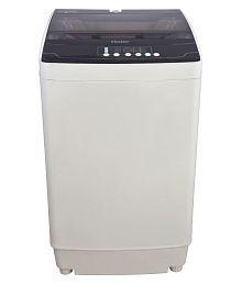 Haier 7.2kg HWM72-718N Fully Automatic Top Load Washing Machine Off-white
