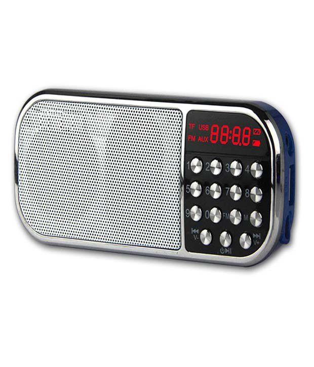 Dashtron Cr-22 Fm Radio Player