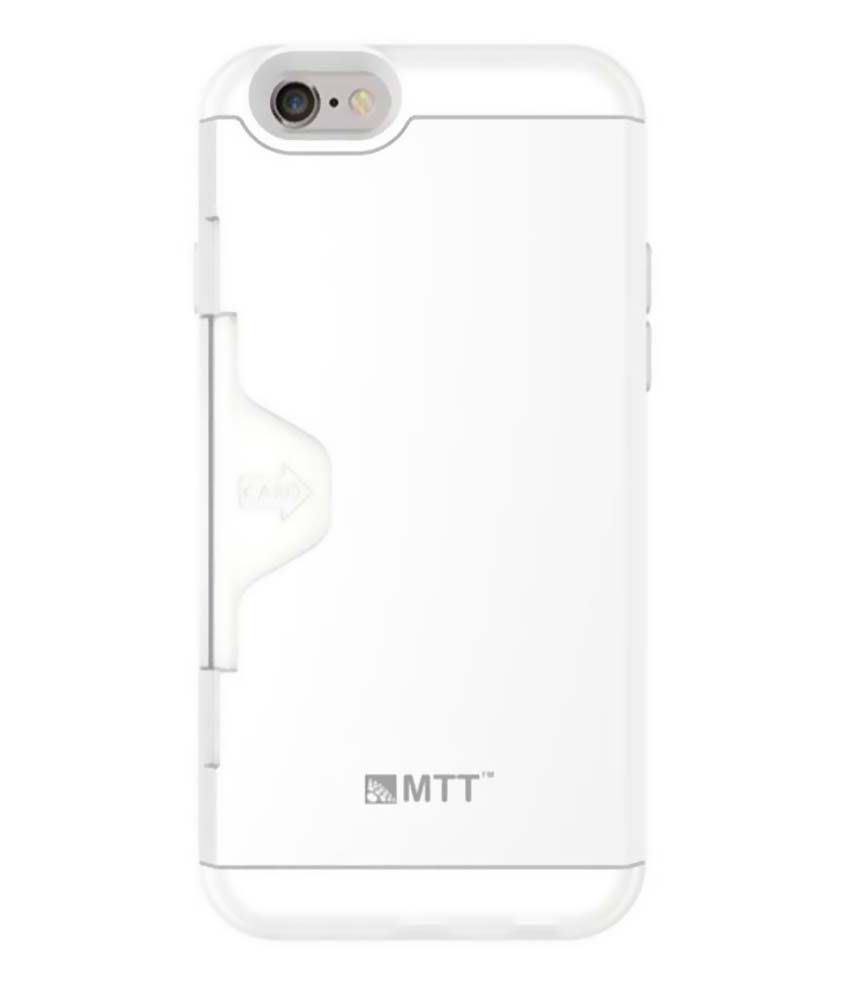 MTT BackCover For IPHONE 6 - 6S - White Air