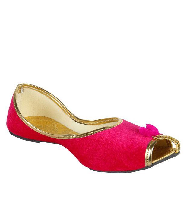Addison Pink Mojri