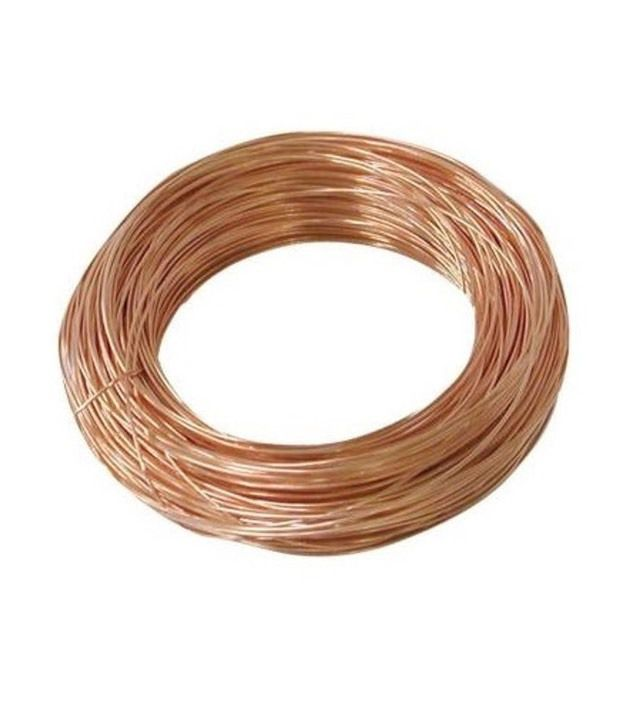 Number 1 Copper Wire : Buy paresh wire traders bare copper mm online at