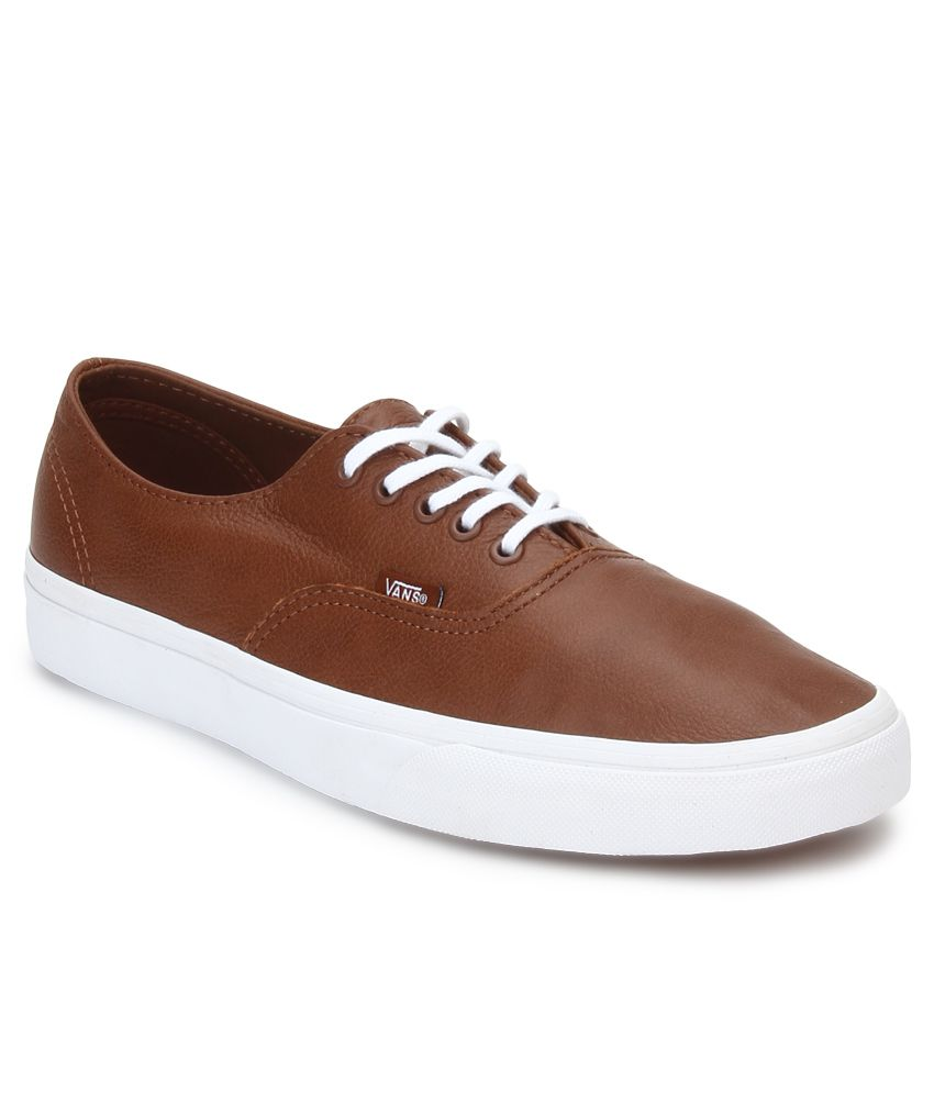 963e2a8851 Vans Authentic Decon Brown Casual Shoes - Buy Vans Authentic Decon Brown  Casual Shoes Online at Best Prices in India on Snapdeal