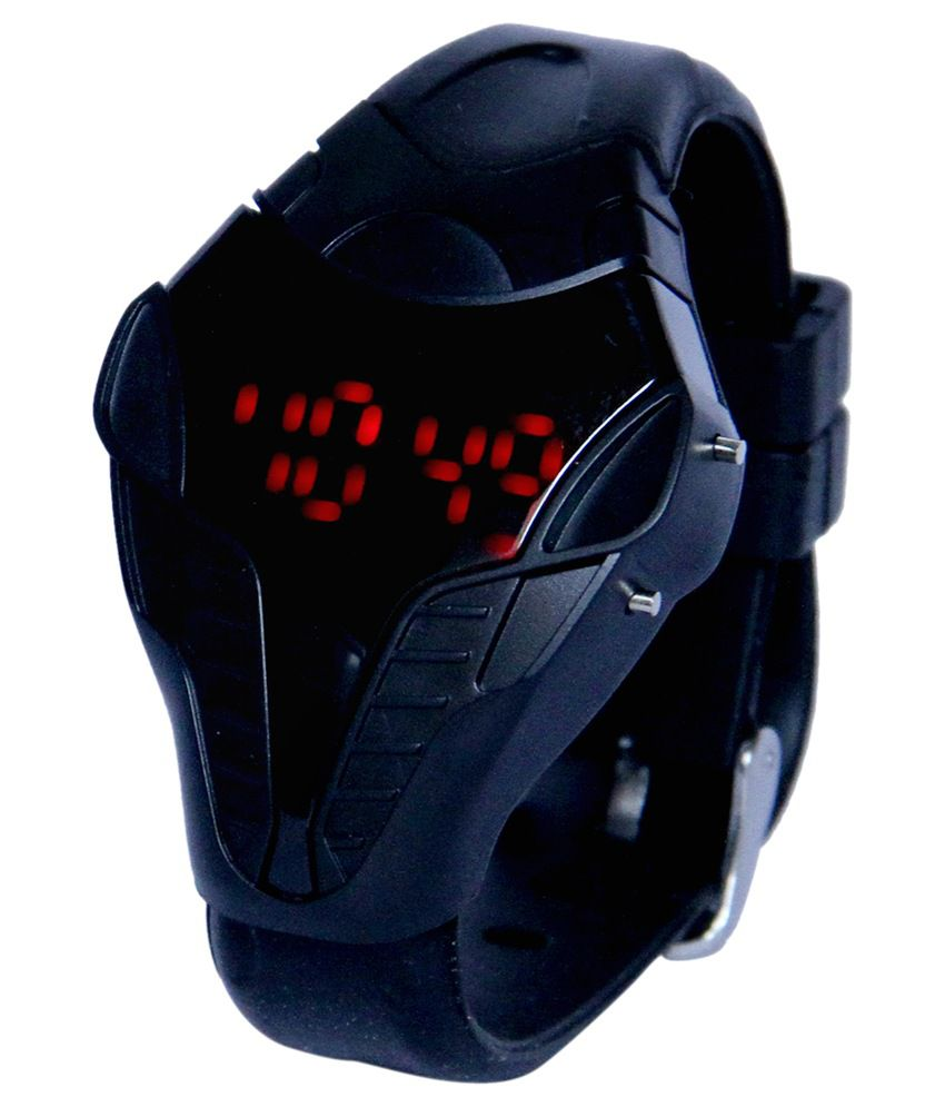 led watch black - photo #20