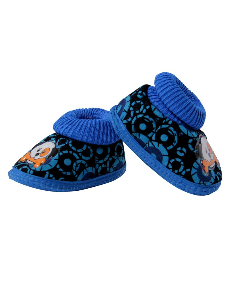 Star Trendz Set Of 2 Baby Shoes