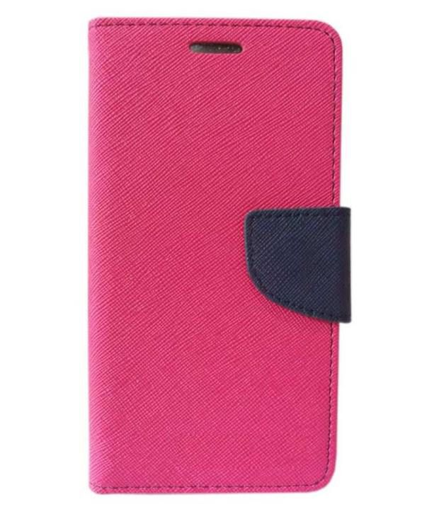 finest selection 1d15c 5a67e Vikreta Flip Cover For Samsung Galaxy J1 - Pink Blue - Flip Covers ...
