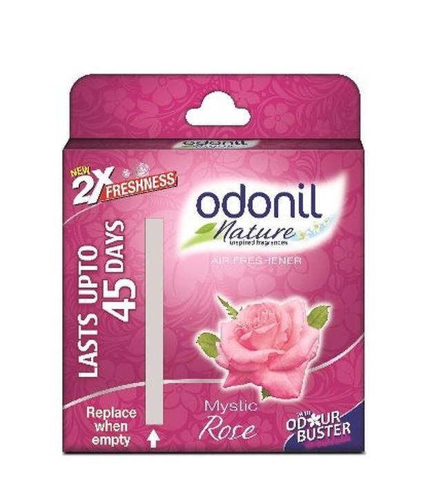 Odonil Block Rose- 75 Gm