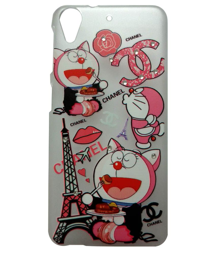 hot sale online 904d1 e6718 Mannmohh Hard Shell Back Cover Cases For HTC Desire 820G+ Dual Sim