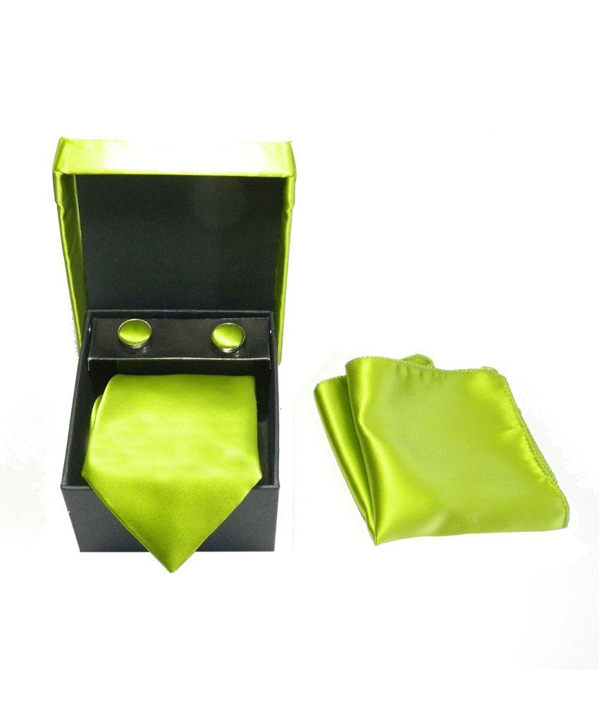 Glitterati Plain Formal Wear Premium Ties for Men