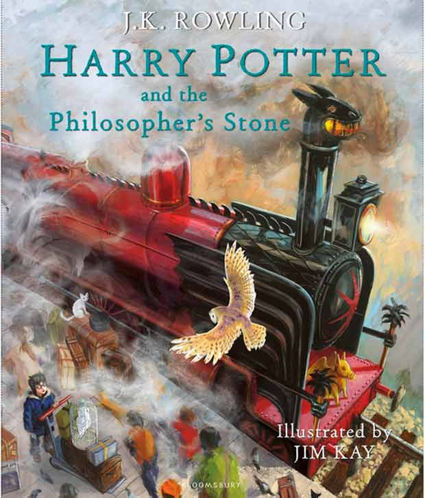 harry potter and the philosopher s stone illustrated edition