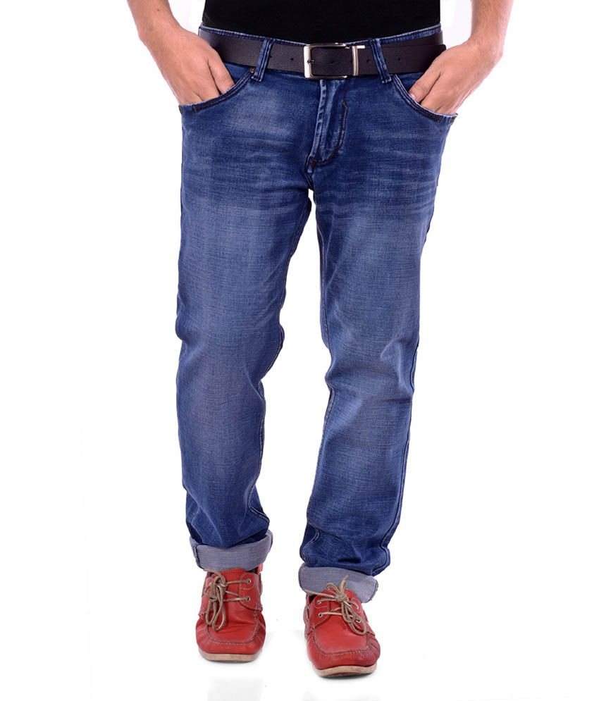 My Autograph Blue Slim Fit Jeans