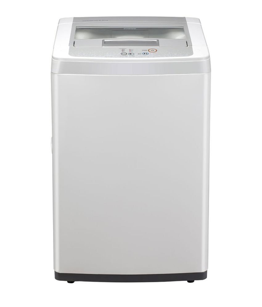 LG 6 Kg T7071TDDL Fully Automatic Top Load Washing Machine Blue White