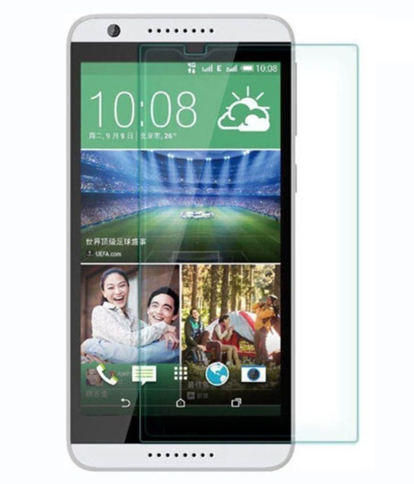 HTC Desire 820 Clear Screen Guard by Uni Mobile Care
