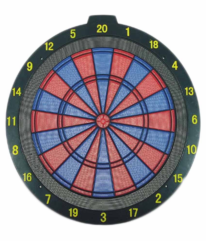 Winmax Safety Dart Game Set 18 Inches with 6 Soft Tip Darts