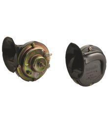 Takecare Dual Horn For Ford Figo - Black