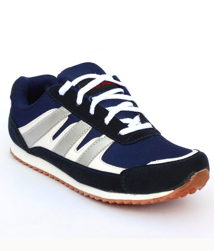 mr chief blue walking sports shoes