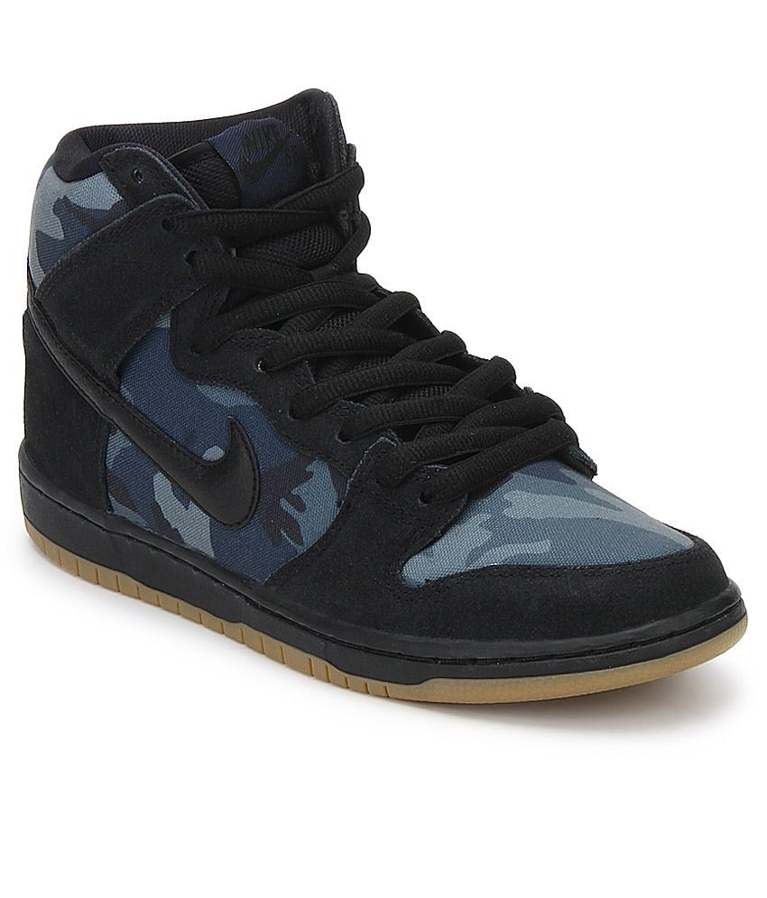 97e0cff7d411 Nike Black Outdoor Shoes - Buy Nike Black Outdoor Shoes Online at Best  Prices in India on Snapdeal
