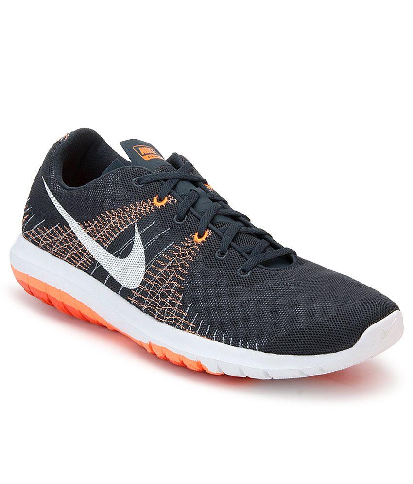 Nike Flex Fury Gray Sports Shoes - Buy Nike Flex Fury Gray Sports Shoes  Online at Best Prices in India on Snapdeal 63dc15c63c1f