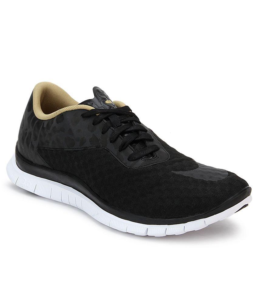 ... shop nike free hypervenom black sports shoes 5b80d 198e7 dbcc4e16a