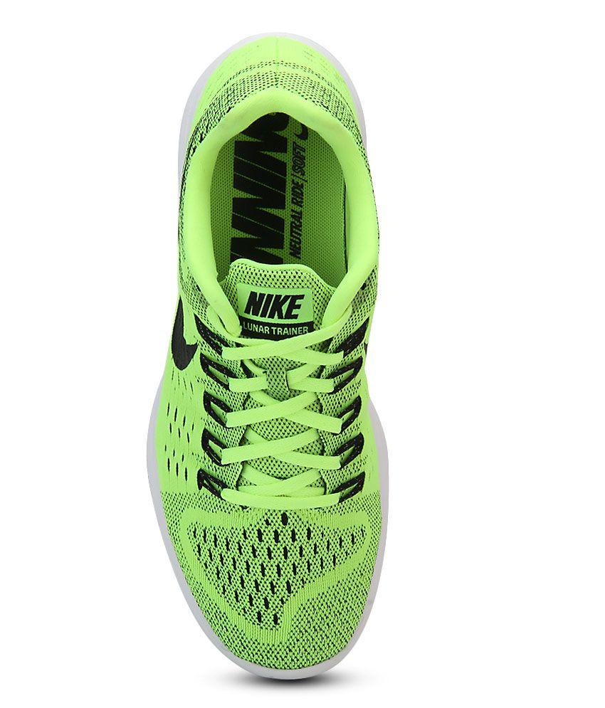 Nike Roshe Course Gamma Ukulélé Vert