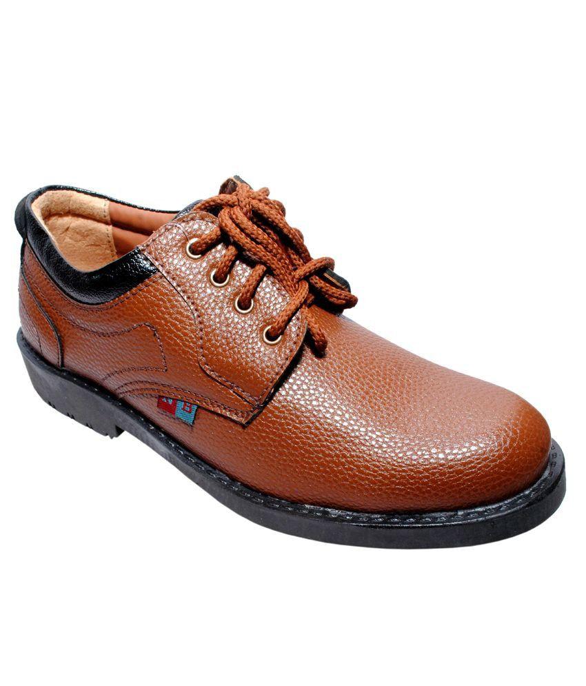 De Moda Tan Boots