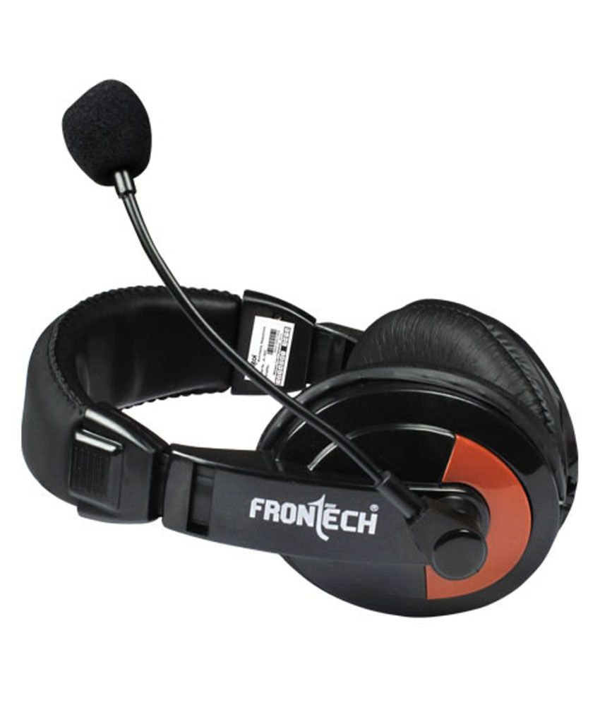 Frontech 3442 Headset With Mic