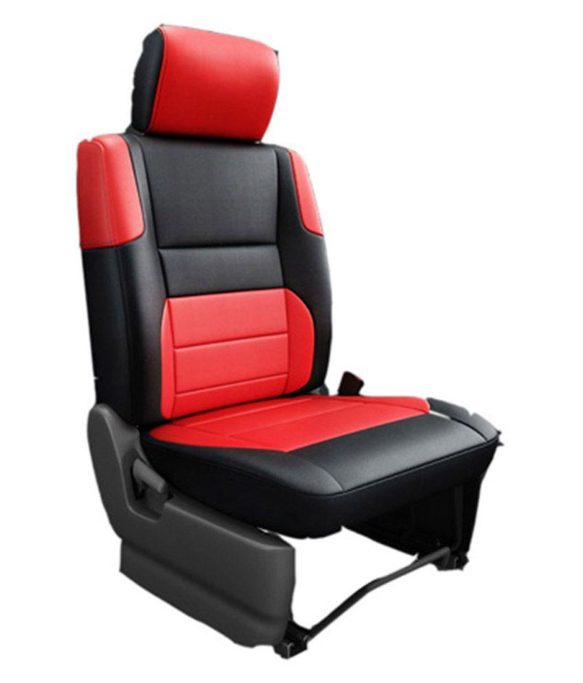 Vegas Pu Leather Seat Cover For Maruti Estilo