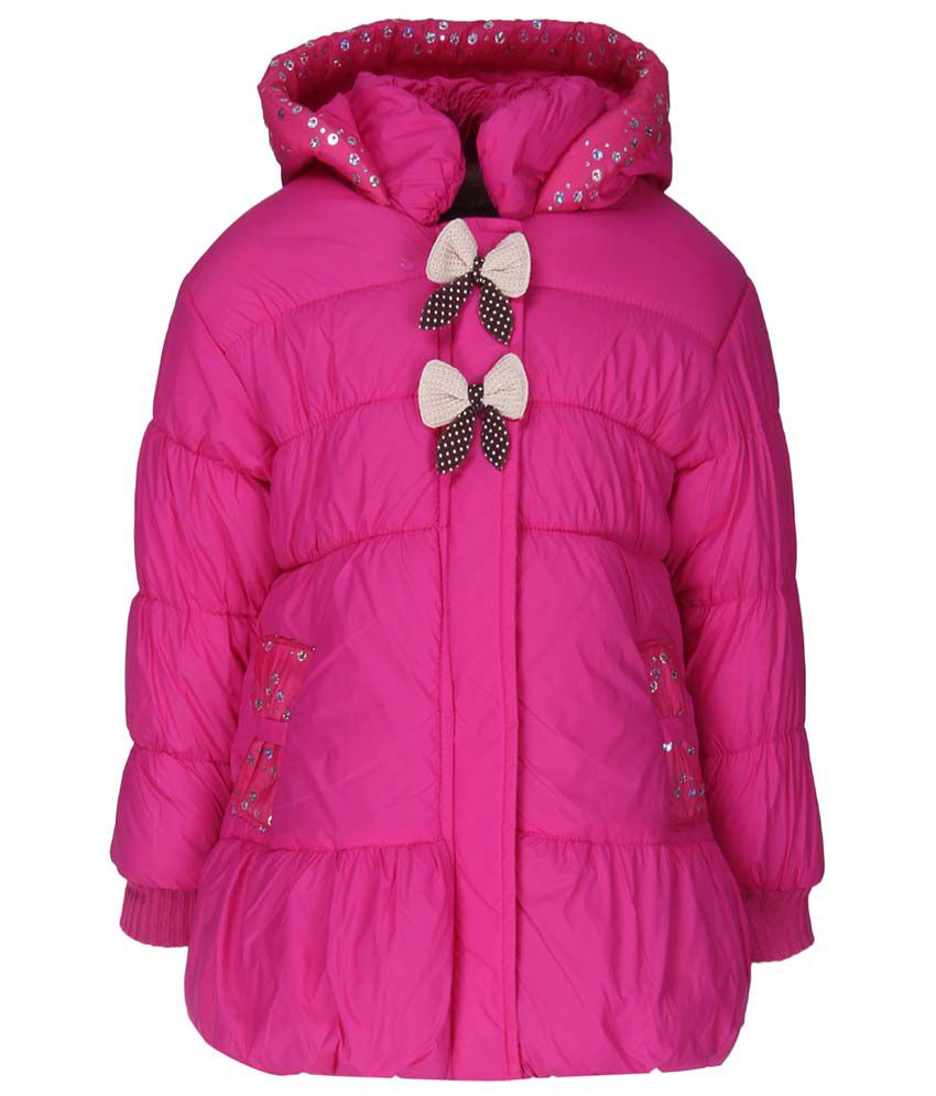 Sakhi Sang Pink Full Sleeves Jacket