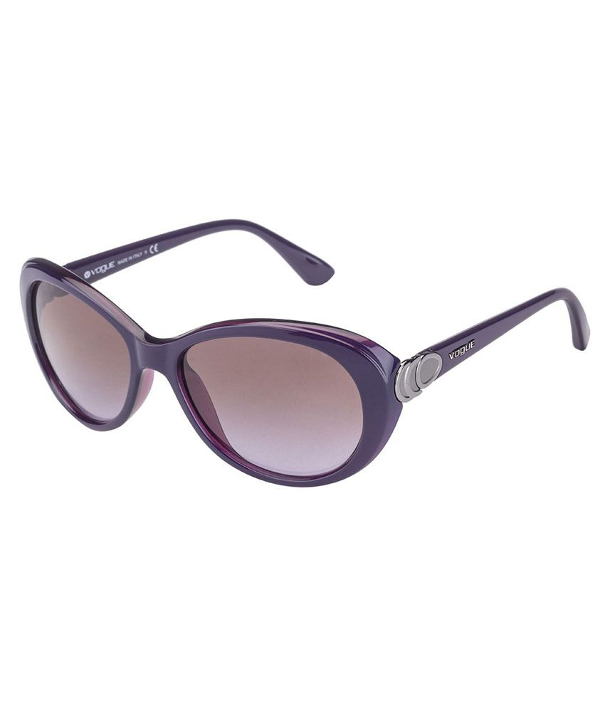 5e6fc1f886986 Vogue Purple Cat Eye Non Metal Sunglasses For Women -VO2929 - Buy Vogue  Purple Cat Eye Non Metal Sunglasses For Women -VO2929 Online at Low Price -  Snapdeal