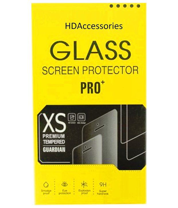 Micromax Canvas Xpress 2 Tempered Glass Screen Guard by HDAccessories