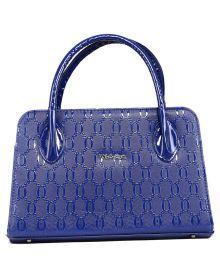 Kiara Blue Non Leather Handbag