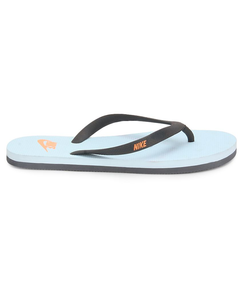 0f5253dab87 Nike Aquaswift Thong Gray Flip Flops Price in India- Buy Nike ...
