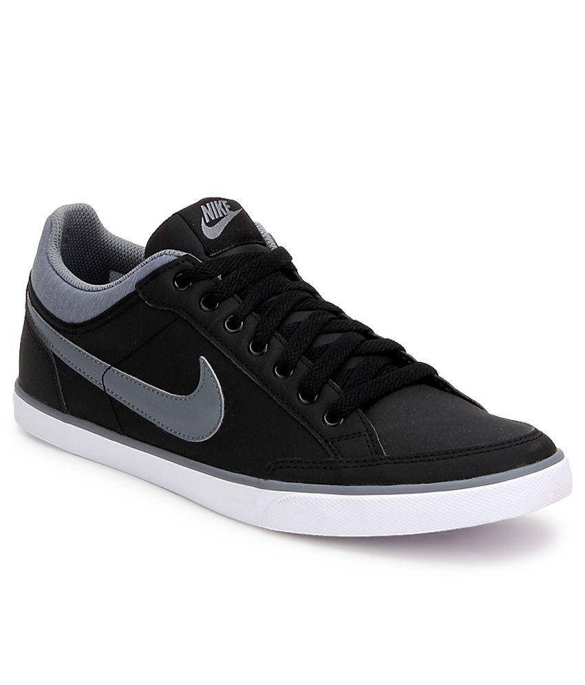 Black Nike Capri Shoes