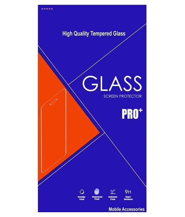 Panasonic P40 Tempered Glass Screen Guard by NXG4U