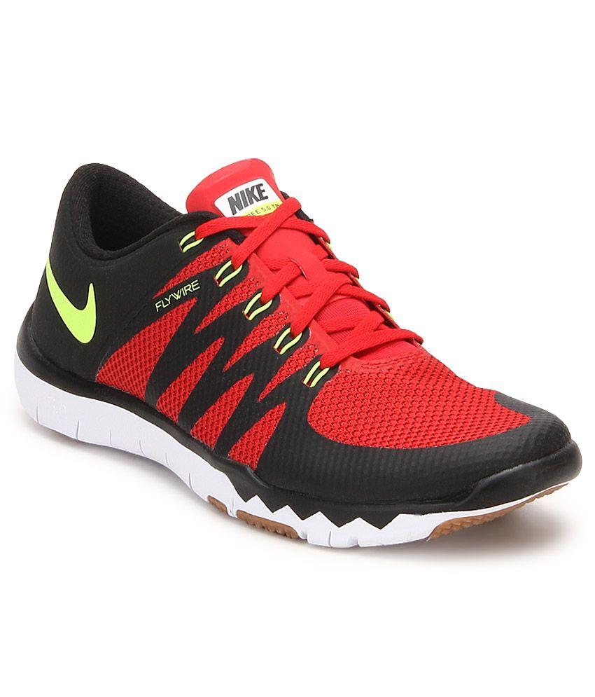 Nike Trainer Gratuitement 5 Chaussures De Sport Rouge V6